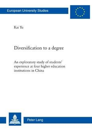 Diversification to a degree