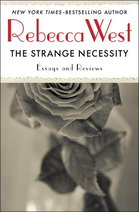 The Strange Necessity
