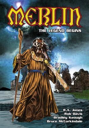 Merlin: The Legend Begins