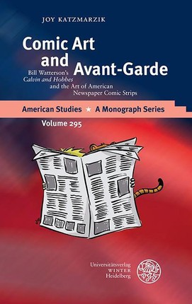 Comic Art and Avant-Garde