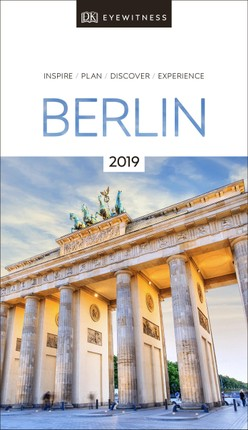 DK Eyewitness Travel Guide Berlin: 2019