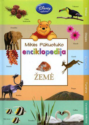 Mikės Pūkuotuko enciklopedija: Žemė