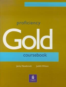 Proficiency Gold: coursebook