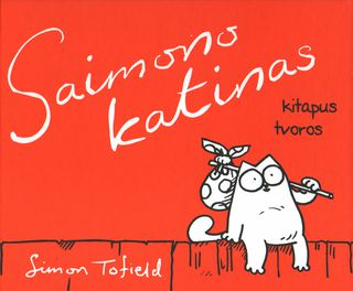 Saimono katinas. Kitapus tvoros