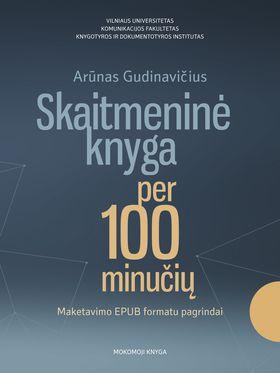 Skaitmeninė knyga per 100 minučių