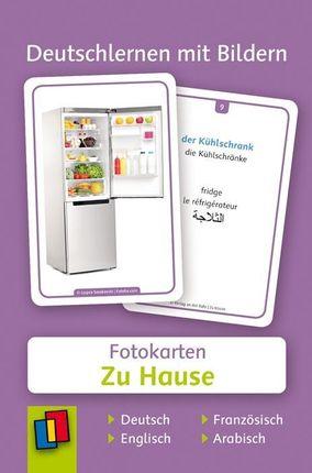 Deutschlernen mit Bildern: Zu Hause