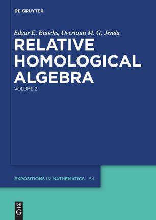 Relative Homological Algebra 2