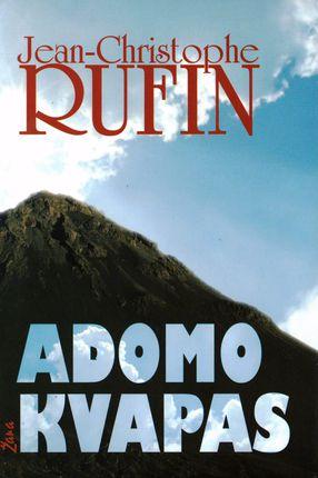 Adomo kvapas (knyga su defektais)