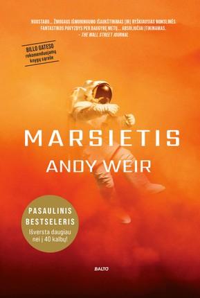 MARSIETIS. Vienos geriausių mokslinės fantastikos knygų naujas leidimas!