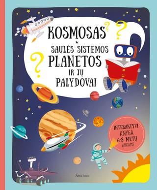 Kosmosas: apie saulės sistemos planetas ir jų palydovus