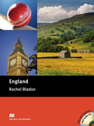 England - Landeskundliche Lektüre mit Fotos und 2 Audio-CDs