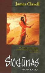 Siogūnas 1 knyga