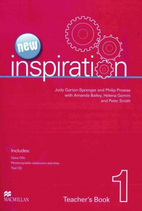 New Inspiration Level 1. Teacher's Book