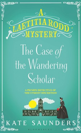 Laetitia Rodd and the Case of the Wandering Scholar