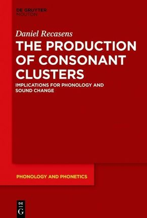 The Production of Consonant Clusters