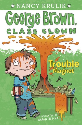 Trouble Magnet #2
