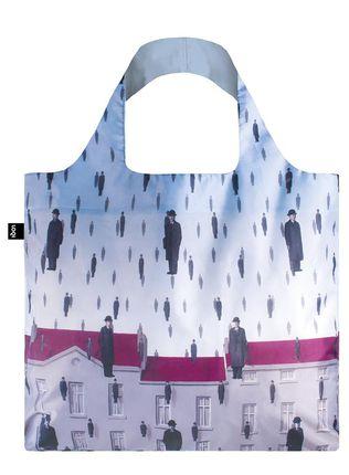 """LOQI pirkinių krepšys """"RENÉ MAGRITTE Golconda"""""""