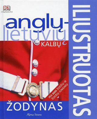 Iliustruotas anglų-lietuvių kalbų žodynas