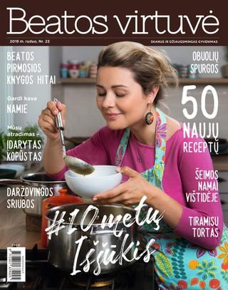 Beatos virtuvė. Žurnalas. Ruduo (2019)