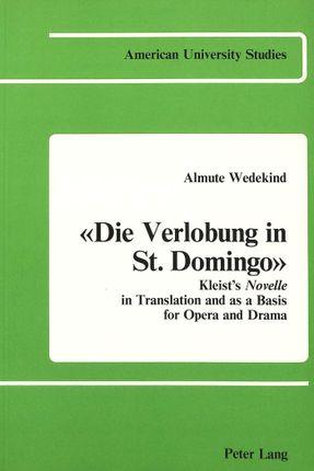«Die Verlobung in St. Domingo»