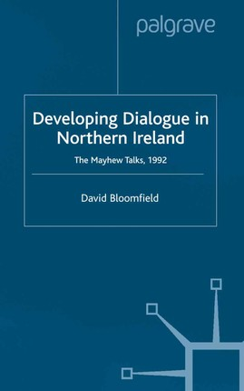 Developing Dialogue in Northern Ireland