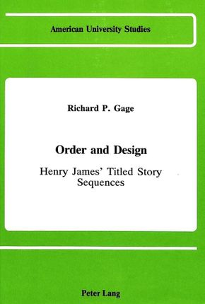 Order and Design