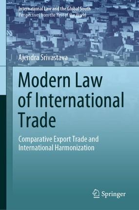 Modern Law of International Trade