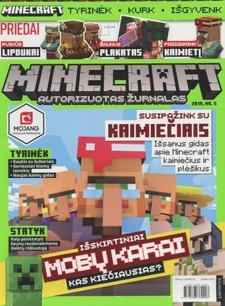 Minecraft. Žurnalas 2019/5