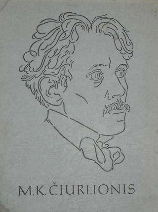 M. K. Čiurlionis. 32 reprodukcijos
