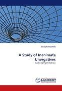A Study of Inanimate Unergatives