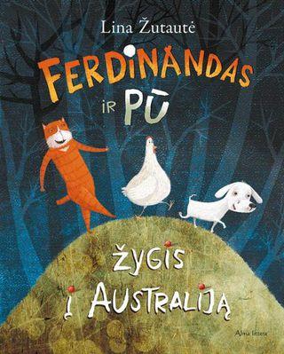 Ferdinandas ir Pū. Žygis į Australiją