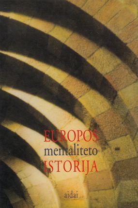 Europos mentaliteto istorija