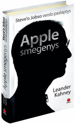 Apple smegenys: Steve'o Jobso verslo paslaptys