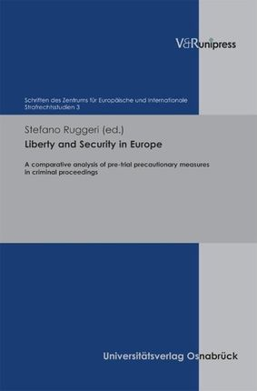 Liberty and Security in Europe
