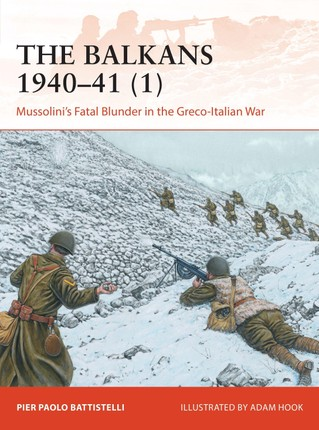 The Balkans 1940-41 (1)