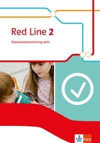 Red Line 2. Klassenarbeitstraining aktiv mit Multimedia-CD. Ausgabe 2014