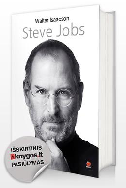 Steve Jobs. Oficiali biografija