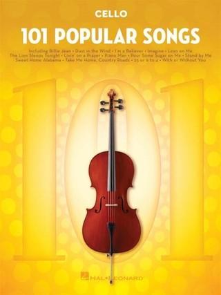 101 Popular Songs: For Cello