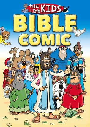 The Lion Kids Bible Comic