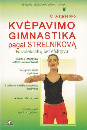 Kvėpavimo gimnastika pagal Strelnikovą