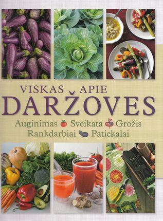 Viskas apie daržoves