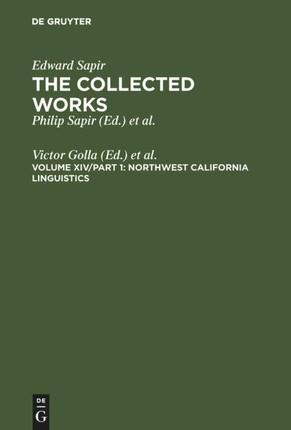 Northwest California Linguistics