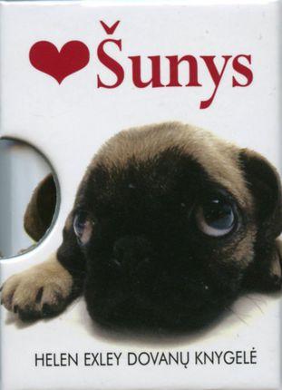 Šunys. Mini knygelė