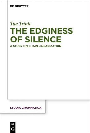 The Edginess of Silence