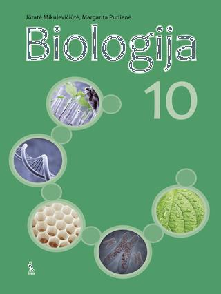 Biologija. Vadovėlis X klasei