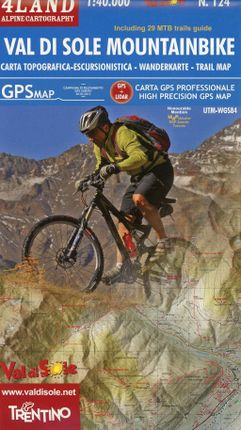 Val di Sole Mountainbike 1 : 40 000