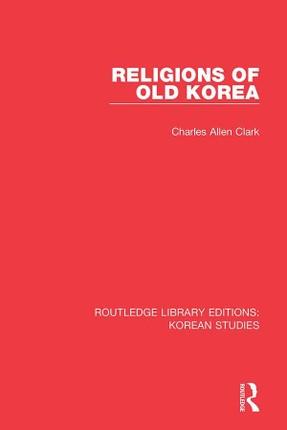 Religions of Old Korea