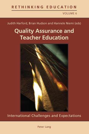 Quality Assurance and Teacher Education