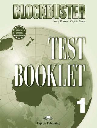 Blockbuster 1. Test booklet. Testų knygelė