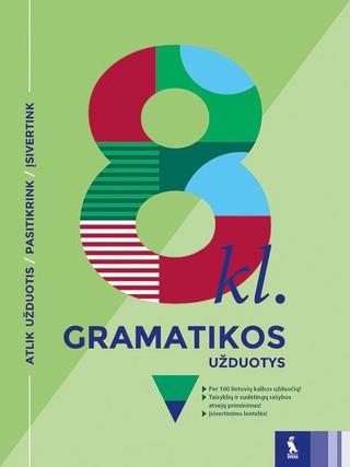 Gramatikos užduotys 8 klasei